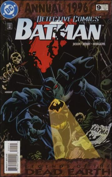 Detective Comics Annual (1988) 9-A by DC
