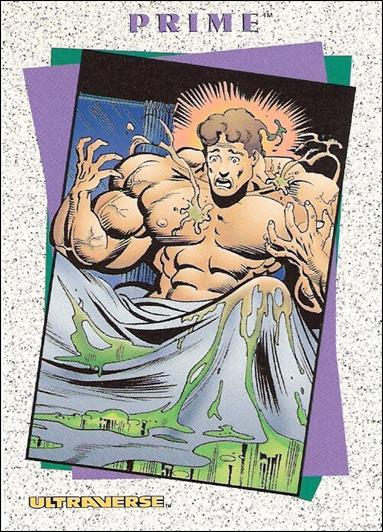 Ultraverse: Series 2 (Promo) P1-A by SkyBox