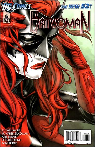 Batwoman 6-A by DC