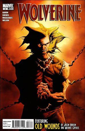 Wolverine (2010) 3-A