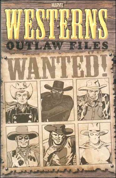 Marvel Westerns: Outlaw Files nn-A by Marvel