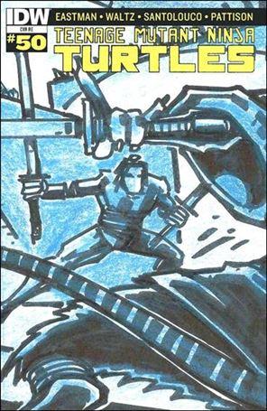 Teenage Mutant Ninja Turtles (2011) 50-P
