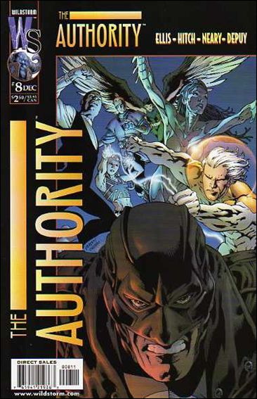 Authority (1999) 8-A by WildStorm