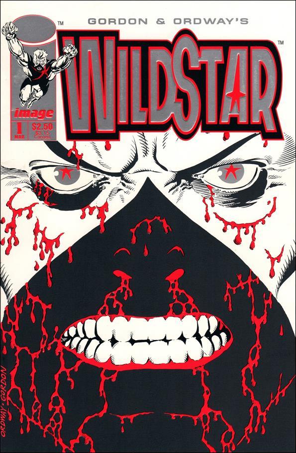 WildStar: Sky Zero 1-A by Image