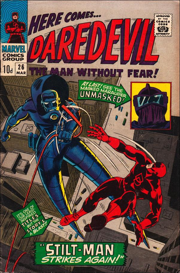 Daredevil (1964) 26-B by Marvel