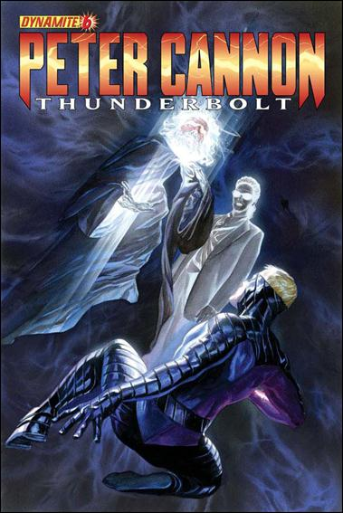 Peter Cannon: Thunderbolt 6-A by Dynamite Entertainment