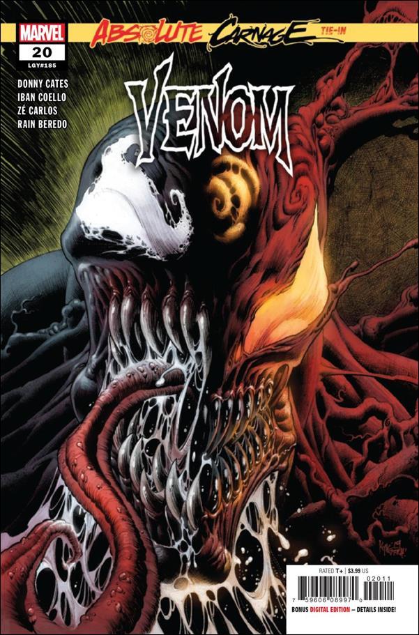 Venom (2018) 20-A by Marvel