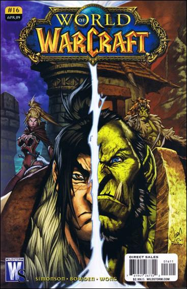 World of Warcraft 16-A by WildStorm