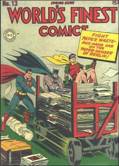 World's Finest Comics 13-A by DC