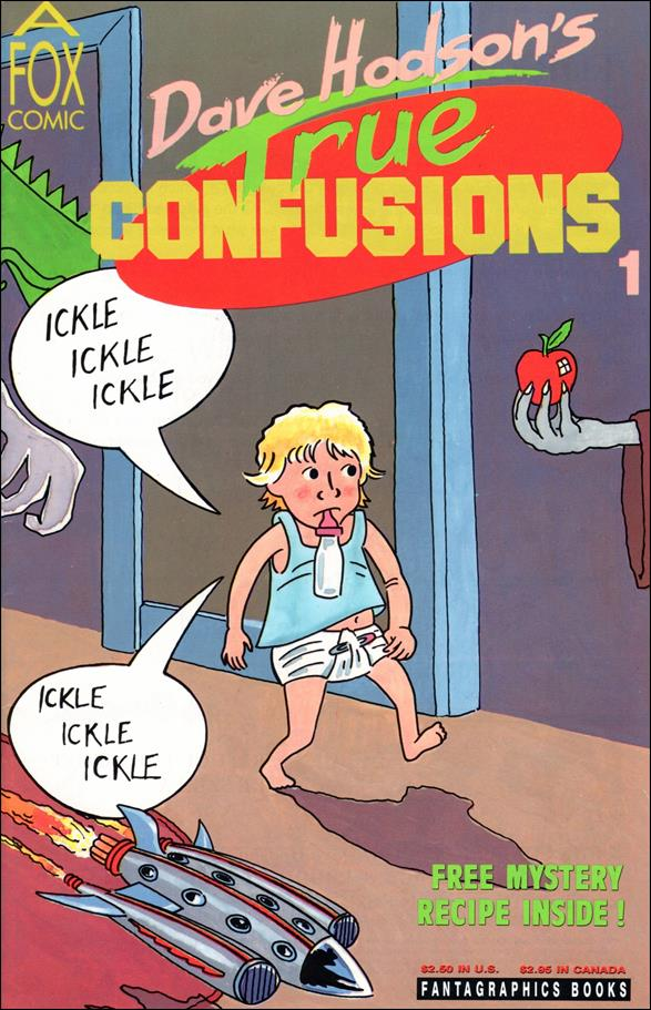 True Confusions 1-A by Fantagraphics