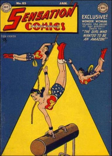 Sensation Comics (1942) 85-A by DC