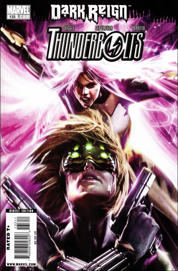 Thunderbolts (1997) 133-A by Marvel