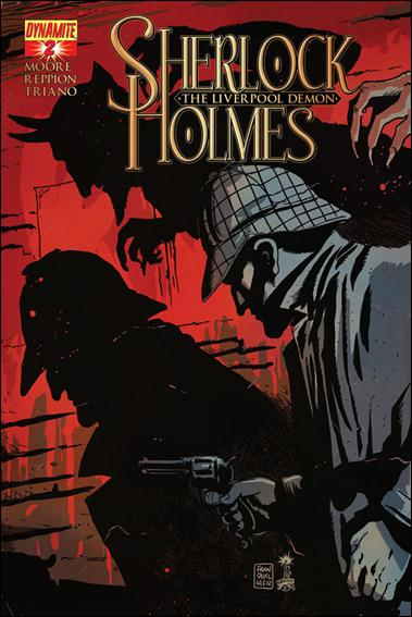 Sherlock Holmes: The Liverpool Demon 2-A by Dynamite Entertainment