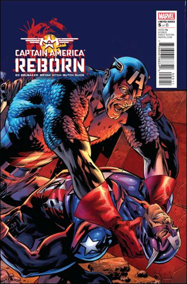 Captain America: Reborn 5-A by Marvel
