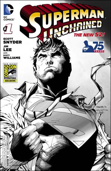 Superman Unchained 1-N by DC