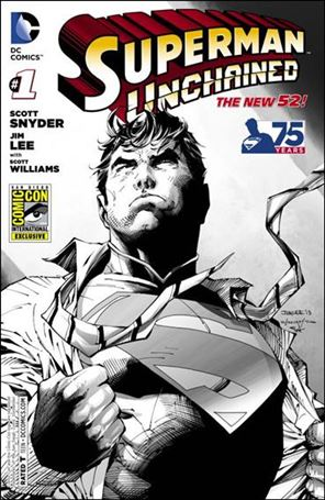 Superman Unchained 1-N