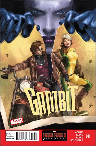 Gambit (2012) 11-A by Marvel