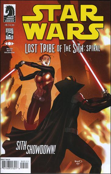 Star Wars: Lost Tribe of the Sith - Spiral 5-A by Dark Horse