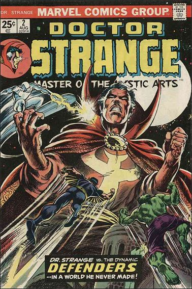 Doctor Strange (1974) 2-A by Marvel