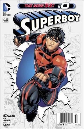 Superboy (2011/11) 0-A