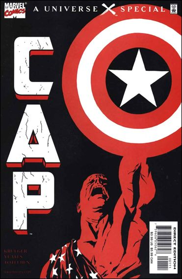 Universe X: Cap 1-A by Marvel