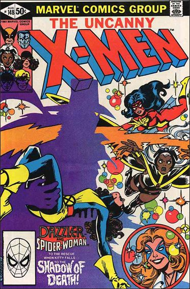 Uncanny X-Men (1981) 148-A by Marvel