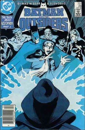 Batman and the Outsiders (1983) 28-A