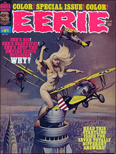Eerie 81-A by Warren