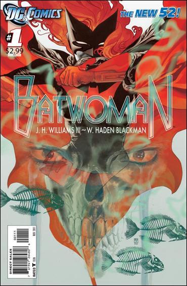 Batwoman 1-A by DC