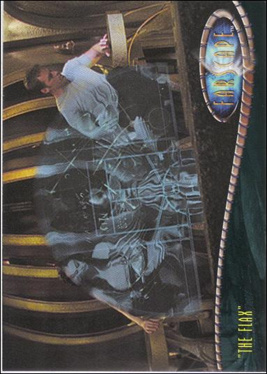 Farscape: Season One (Base Set) 40-A by Rittenhouse