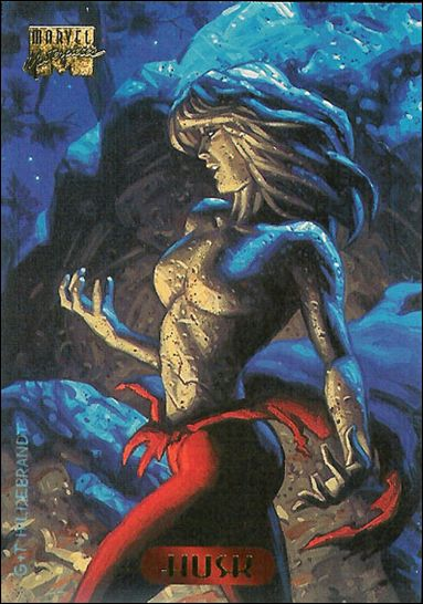 1994 Marvel Masterpieces (Base Set) 53-A by Fleer