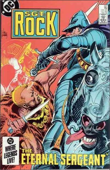 Sgt. Rock (1977) 397-A by DC