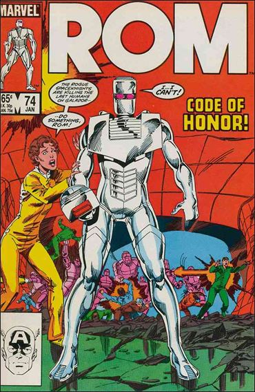 ROM (1979) 74-A by Marvel