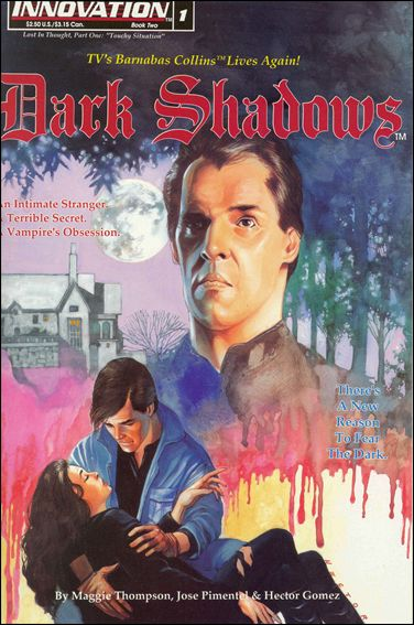 Dark Shadows Book 2 1-A by Innovation