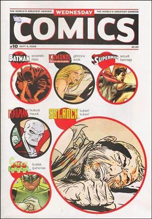 Wednesday Comics 10-A