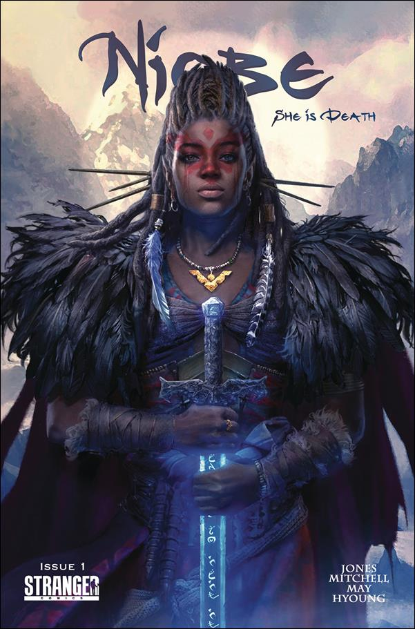 Niobe: She is Death 1-A by Stranger Comics