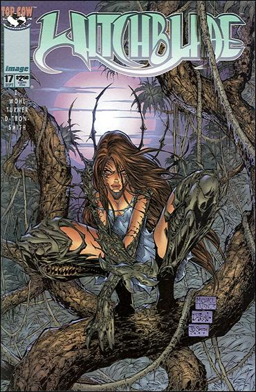 Witchblade 17-A by Top Cow
