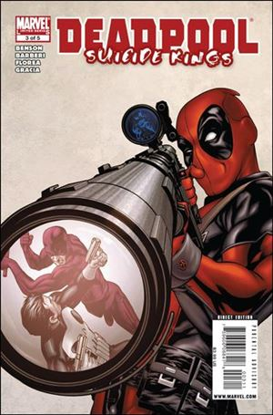 Deadpool: Suicide Kings 3-A