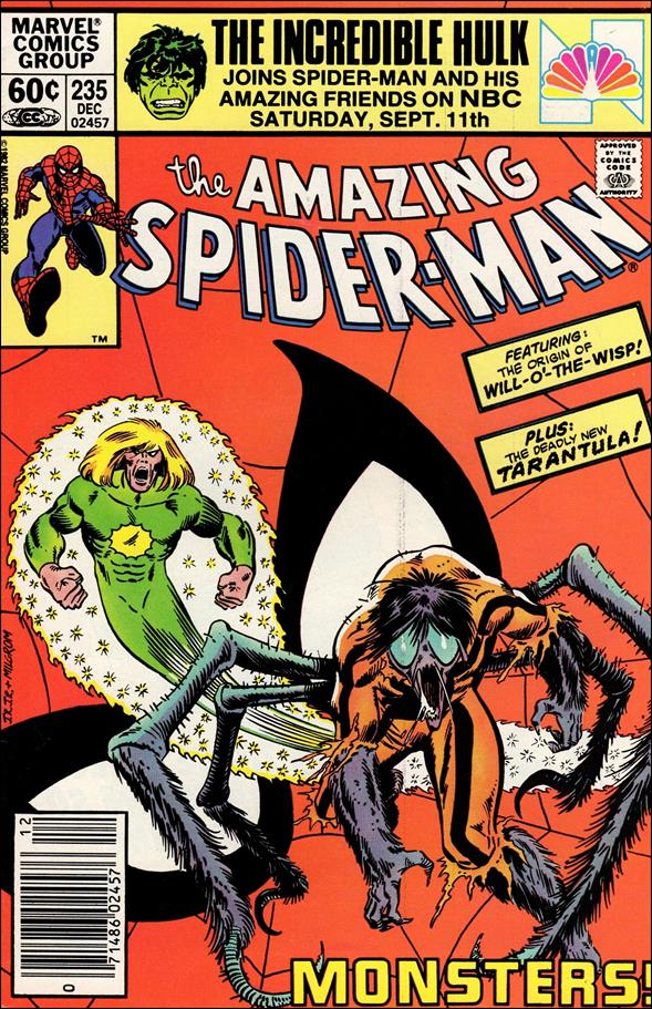 Amazing Spider-Man (1963) 235-A by Marvel
