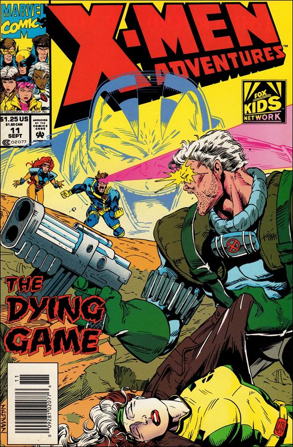 X-Men Adventures (1992) 11-A by Marvel