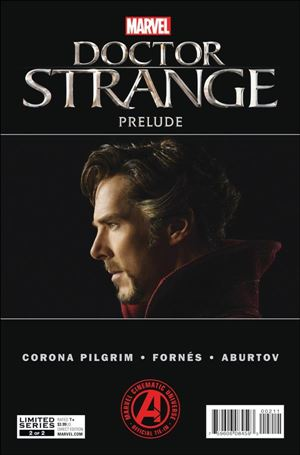 Marvel's Doctor Strange Prelude 2-A