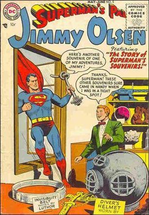 Superman's Pal Jimmy Olsen (1954) 5-A
