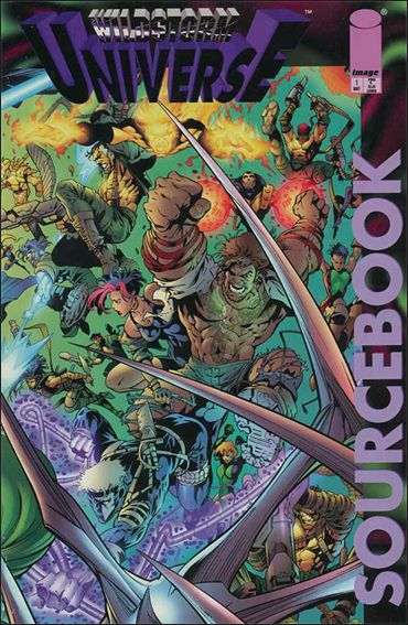 WildStorm Universe Sourcebook 1-A by Image
