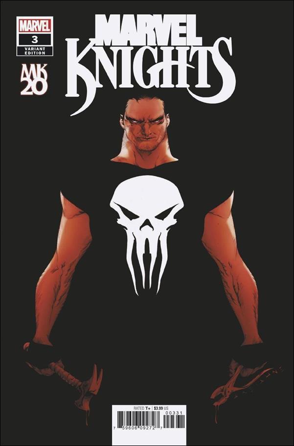 Marvel Knights 20th 3-C by Marvel