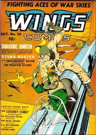 Wings Comics (1940) 14-A