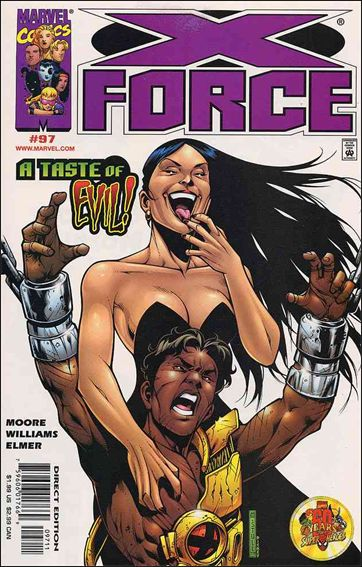 X-Force (1991) 97-A by Marvel