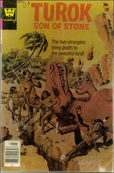 Turok, Son of Stone (1956) 116-B by Gold Key