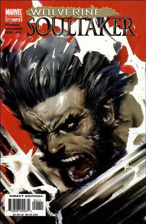 Wolverine: Soultaker 1-A