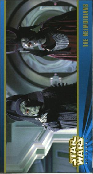 Star Wars: Episode I Widevision: Series 2 (Base Set) 8-A by Topps