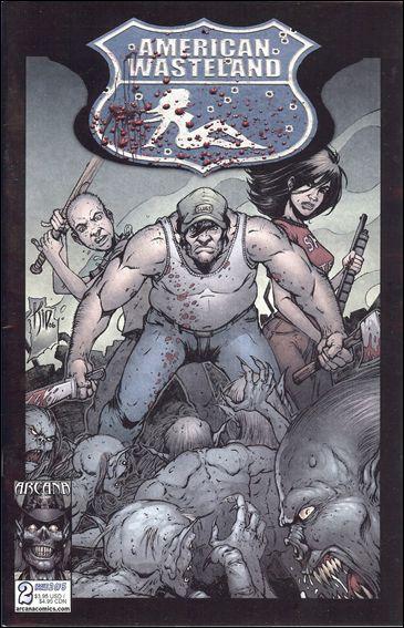 American Wasteland 2-A by Arcana